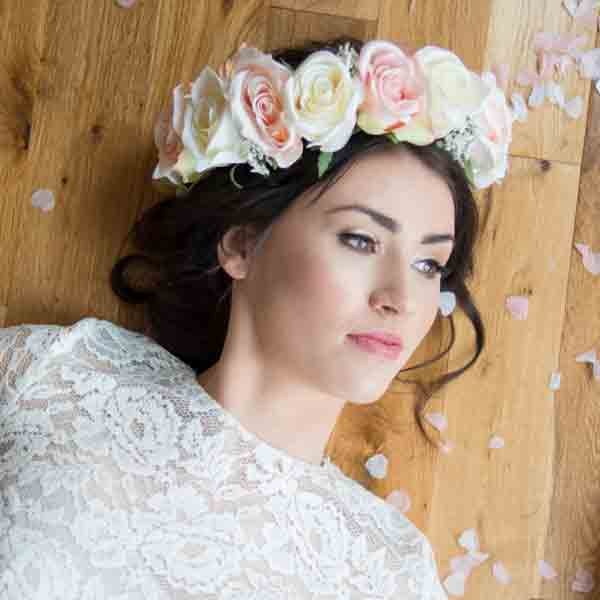 Bridal and Party Hair at Fringe Salon Rugby